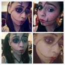 Creepy Doll Look