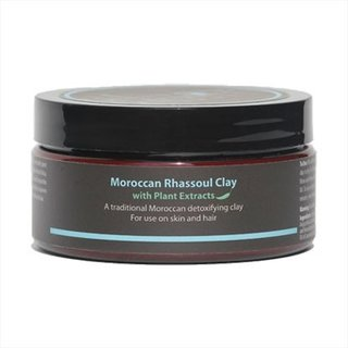Amal Oils Moroccan Rhassoul Clay with Plant Extracts