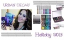 Urban Decay Holiday 2013 Review + Swatches