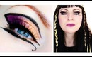 Katy Perry - Dark Horse (feat. Juicy J) Official Music Video inspired makeup