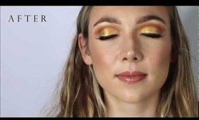 Before & After Glam | Makeup Artist Lauren Nicole