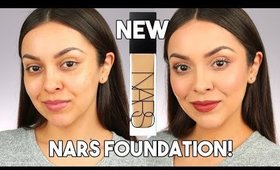 NARS NATURAL RADIANT LONGWEAR FOUNDATION FIRST IMPRESSION - TrinaDuhra