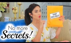 Top Secret Project Finally Announced + HUGE Giveaway!