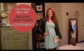 Get Ready with Me: Autumn Date Night + GIVEAWAY!