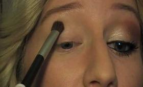 Miley Cyrus Grammy 2010 Makeup