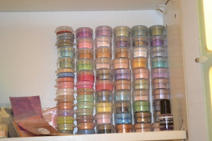 my eyeshadow collection (mffx)