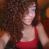 Natural curls.