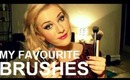 My Favourite Brushes! ♡ | rpiercemakeup