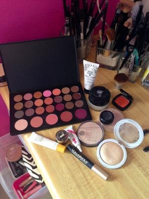 BH Cosmetics, Neutral Eyeshadow & Blush!