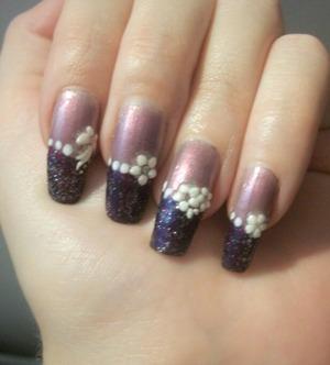 My real nails grown very long