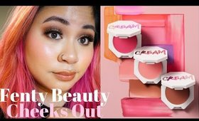 First Impressions: Fenty Beauty Cheeks Out Blush and Bronzer | Victoria Briana