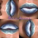 Blue lip bandit