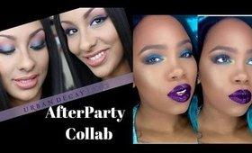 Urban Decay AFTERDARK Palette Tutorial | COLLAB w/ AVI | Mo Makeup Mo Beauty