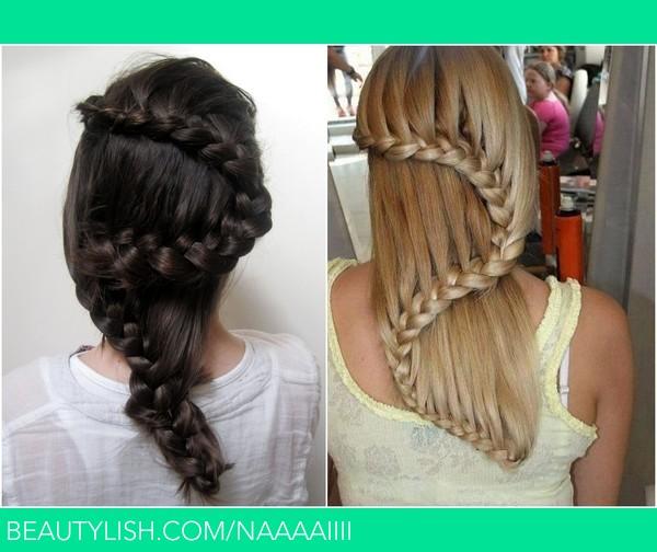 Zig zag braid niamh ms naaaaiiii photo beautylish zig zag braid ccuart Images