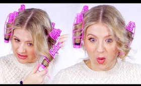 TOP RATED Japanese Hair Curlers - Do They Work?!