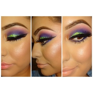 Follow me on Instagram @makeupbyriz. It makes me happy.