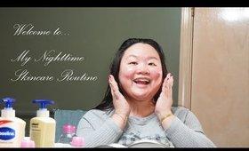 My Nighttime Skincare Routine | Amy Yang