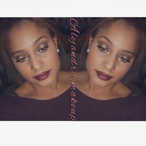 @alejandra.makeup - Instagram  YouTube: http://youtu.be/piLdtzEPuMo