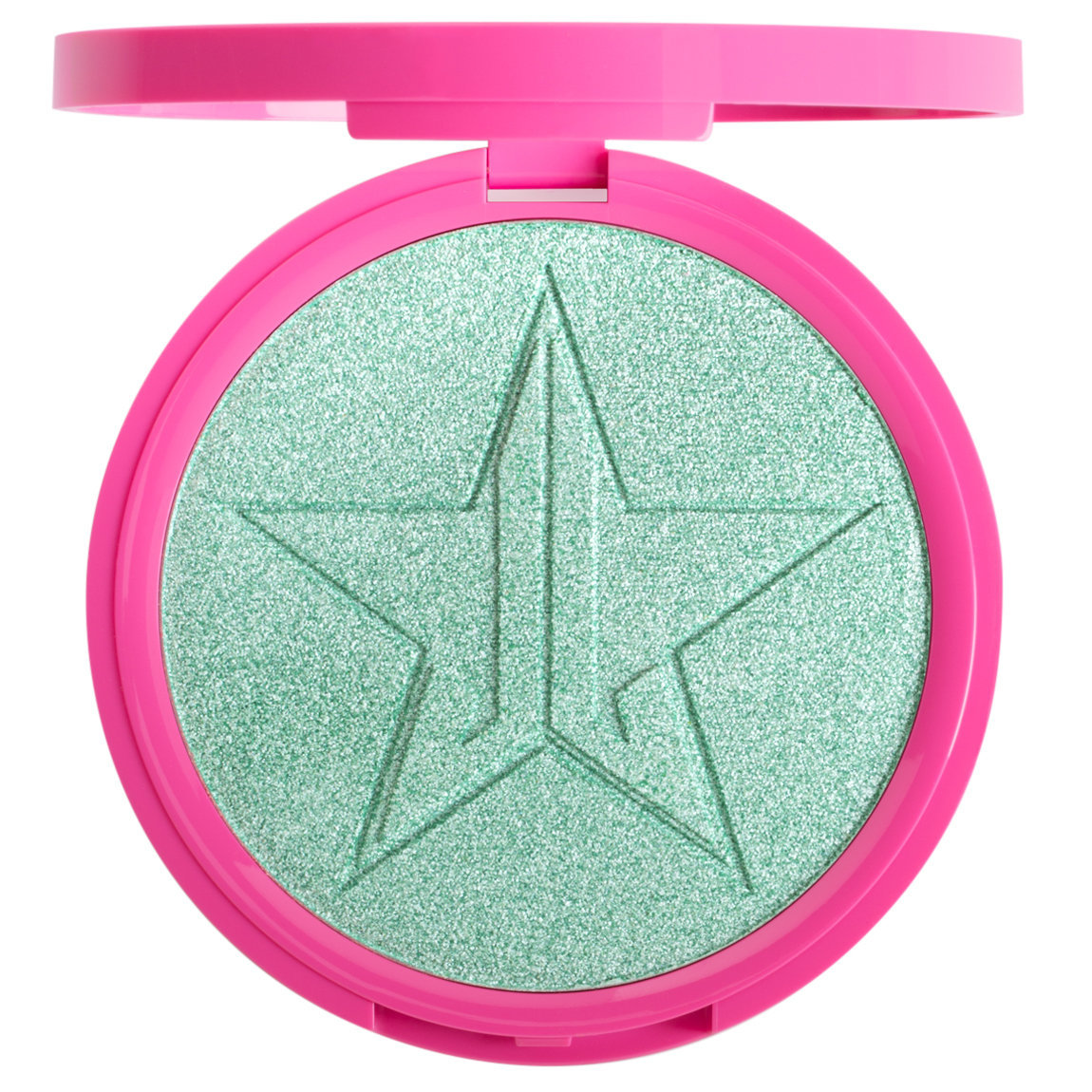 Jeffree Star Cosmetics Skin Frost Mint Condition product smear.