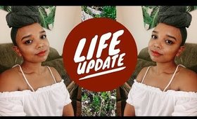 life update | my relationship, getting a job, & big life changes...