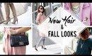 New Hair & 4 Fall Fashion Looks | ANNEORSHINE