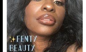 FENTY beauty: Foundation Glow Tutorial ✨