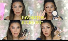 FAVORITOS JULIO 2017 ( Enamorada)/ Favorites July | auroramakeup