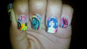 Coraline Nails