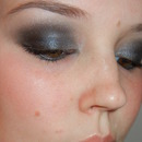 Smokey Gunmetal Eyes