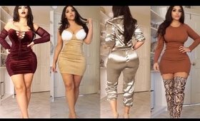 Kardashian Inspired HMS Try On | MISSSPERU