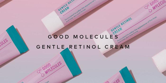 Shop Good Molecules Gentle Retinol Cream on Beautylish.com