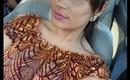 Get ready with me:Mrs.S dinner date ft Covergirl Whipped Cream Maybelline Mac || Raji Osahn