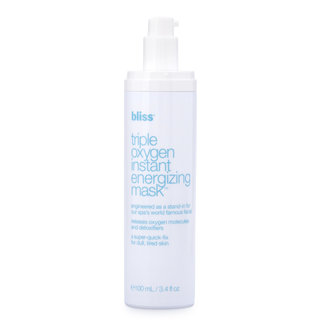 Bliss Triple Oxygen Instant Energizing Mask