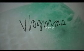 VLOGMAS 2016 DAY 12| Editing and oh yeah more editing