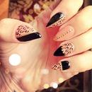 Pretty casual nails
