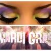 Mardi Gras 2012 Make-Up