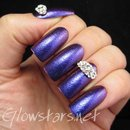 Featuring Born Pretty Store Crystal Elliptic Nail Decorations