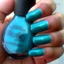 Nicole by OPI Respect The World