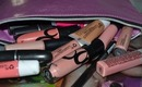 "Whats in my ""Makeup"" Bag?!?"