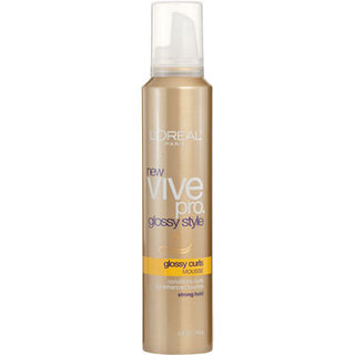 L'Oréal Vive Pro Glossy Style Glossy Curls Mousse