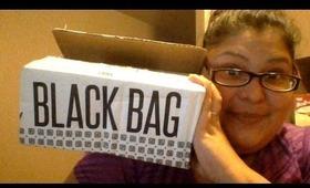 littelblackbag box opening thank you vintageortacky