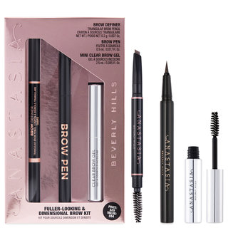 Fuller Looking + Dimensional Brows Kit Taupe