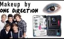 Make Up By One Direction Up All Night Kit First Impressions Review & Tutorial l OliviaMakeupChannel
