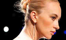 Bibhu Mohapatra Beauty, New York Fashion Week S/S 2012