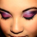 Lilac Smokey Eyes