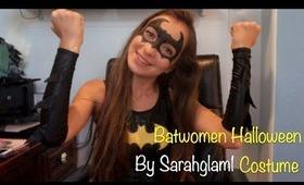 BATWOMAN Halloween Costume! Sarahglam1