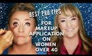 Best Tips for How to Apply Your Makeup Over 40 | Personal Makeup Lessons | mathias4makeup