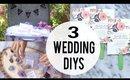 3 Easy DIY Wedding Project Ideas | ANN LE