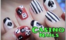 How to: CASINO nail art tutorial