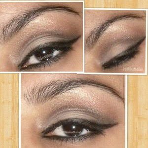 Love using neutral colors to create a subtle but striking look..
